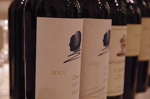 Opus One 2000 2001